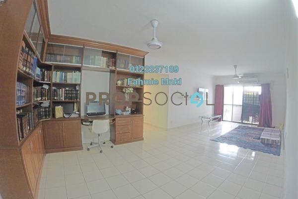 For Sale Condominium at Idaman Putera, Setapak Freehold Semi Furnished 4R/2B 450k