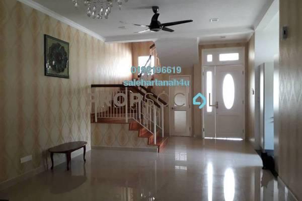 For Sale Semi-Detached at Precinct 8, Putrajaya Freehold Semi Furnished 6R/5B 1.7m