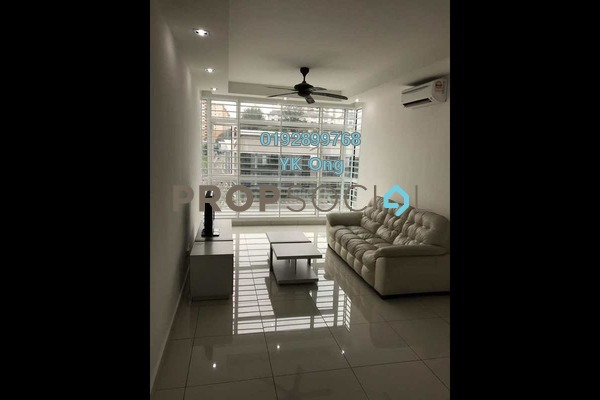 For Rent Condominium at The Centrina, Sungai Besi Freehold Fully Furnished 3R/2B 1.8k