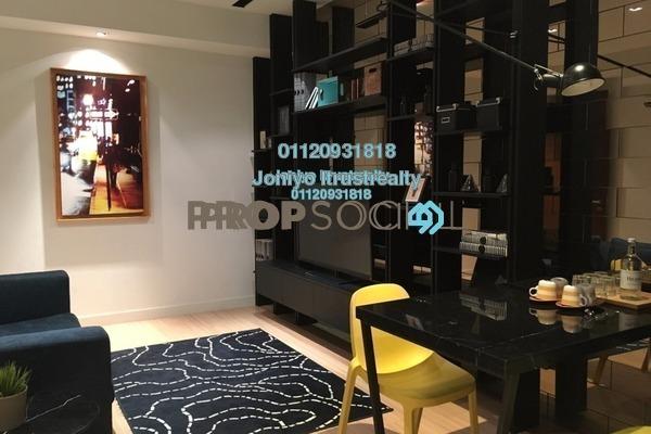 For Sale Condominium at The Potpourri, Ara Damansara Freehold Semi Furnished 2R/1B 520k