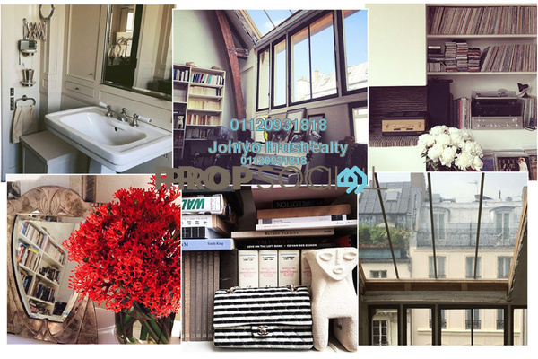 For Sale Condominium at Tropicana Avenue, Tropicana Freehold Semi Furnished 2R/1B 520k