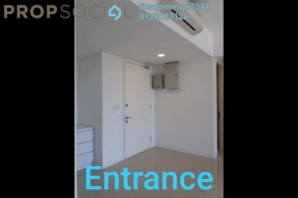 For Rent Condominium at Azelia Residence, Bandar Sri Damansara Freehold Semi Furnished 2R/2B 2.1k