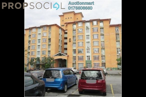 For Sale Apartment at Taman Putra Perdana, Puchong Freehold Unfurnished 0R/0B 154k