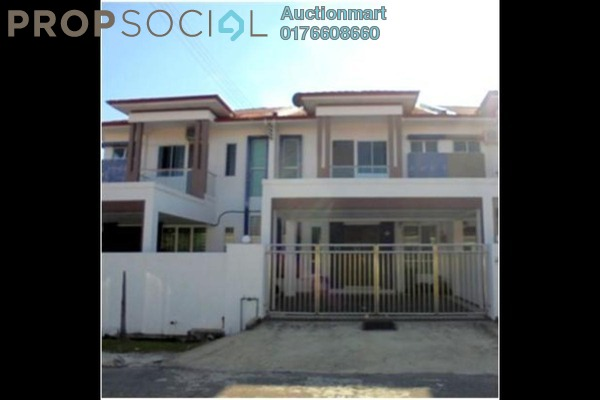 For Sale Terrace at Taman Tunku, Miri Freehold Unfurnished 0R/0B 324k
