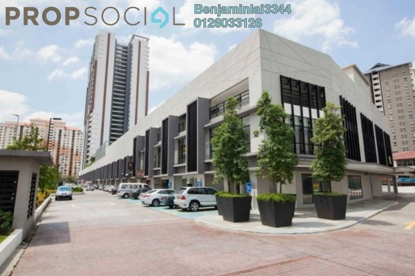 For Sale Shop at Glomac Centro, Bandar Utama Freehold Semi Furnished 0R/0B 780k