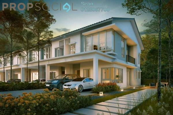 For Sale Terrace at Precinct 10, Putrajaya Freehold Unfurnished 4R/4B 456k