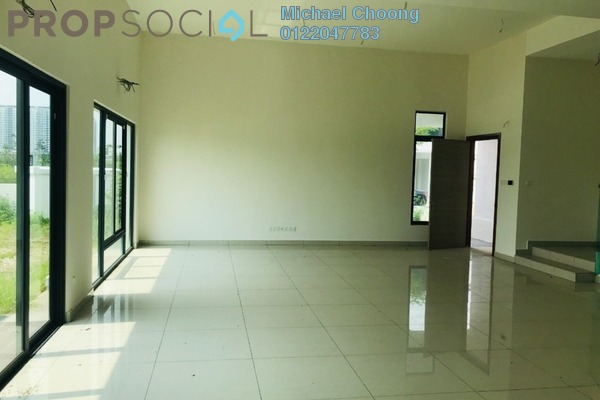 For Sale Semi-Detached at Corallia @ D'Island, Puchong Leasehold Unfurnished 5R/6B 2.28m