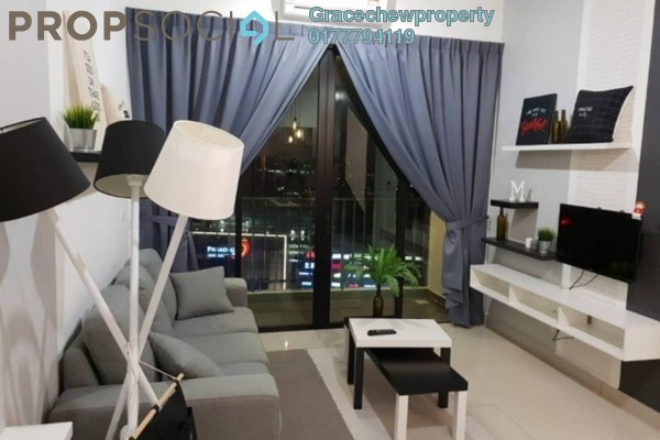 For Rent Serviced Residence at Greenfield Regency, Skudai Freehold Fully Furnished 2R/2B 1.58k
