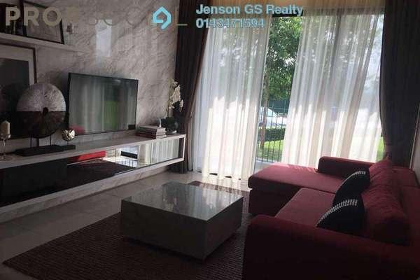For Sale Condominium at The ERA, Segambut Freehold Semi Furnished 2R/1B 460k