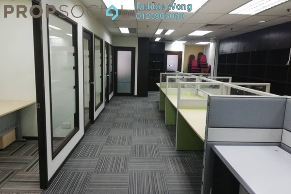 For Rent Office at Wisma UOA II, KLCC Freehold Fully Furnished 5R/0B 6.88k