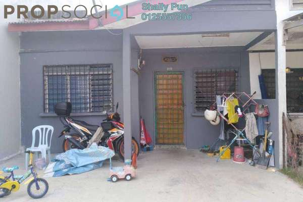 For Sale Terrace at BK1, Bandar Kinrara Freehold Semi Furnished 2R/1B 350k