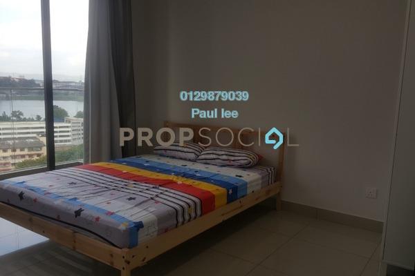 For Rent Condominium at Univ 360 Place, Seri Kembangan Freehold Fully Furnished 2R/2B 1.5k