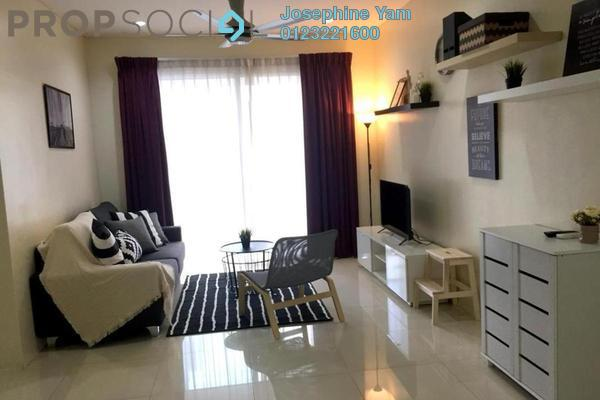 For Rent Condominium at Bintang Goldhill, KLCC Freehold Fully Furnished 1R/1B 2.9k