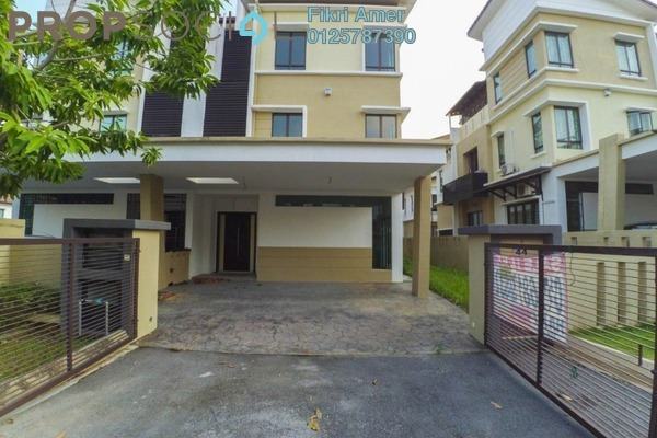 For Sale Terrace at Taman Tropika 2, Kajang Freehold Unfurnished 6R/5B 890k