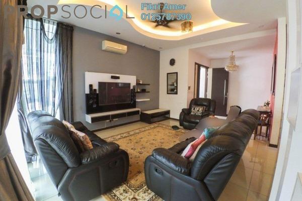 For Sale Terrace at Taman Tropika 2, Kajang Freehold Semi Furnished 6R/5B 1.15m