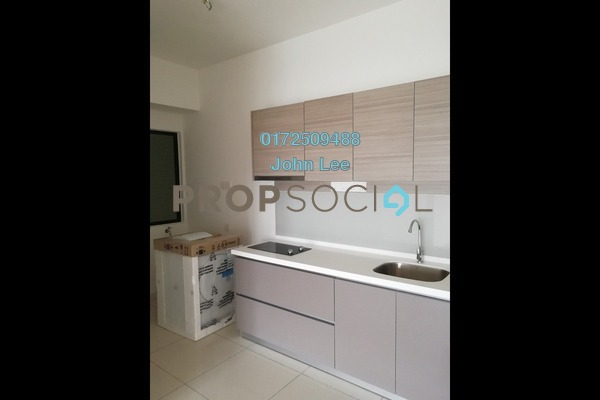 For Rent Serviced Residence at Emira, Shah Alam Freehold Fully Furnished 1R/1B 1.6k