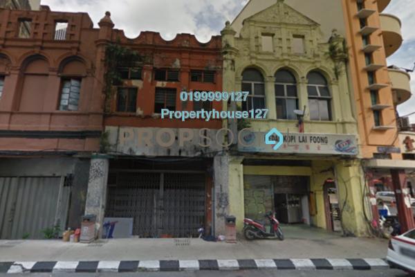 For Sale Shop at Jalan Tun H S Lee, Kuala Lumpur Freehold Unfurnished 0R/0B 6m