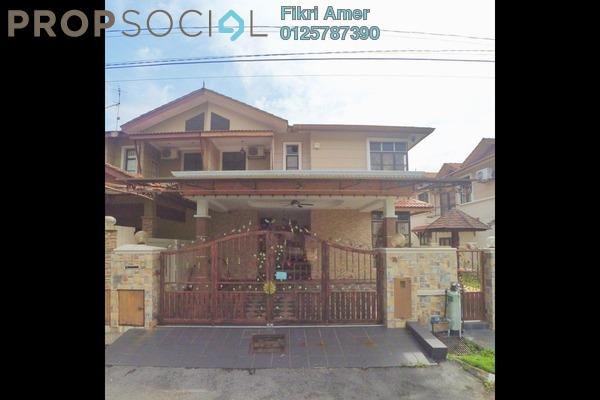 For Sale Terrace at Seksyen 3, Bandar Baru Bangi Leasehold Fully Furnished 5R/5B 1.2m
