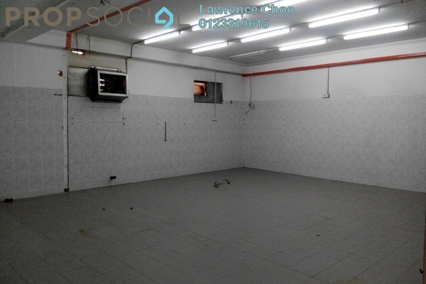 For Rent Shop at 6 CapSquare, Dang Wangi Freehold Unfurnished 0R/3B 7.5k