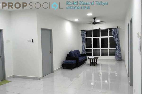 For Sale Condominium at M3 Residency, Gombak Freehold Semi Furnished 4R/3B 490k