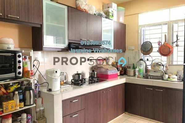 For Sale Condominium at Pearl Avenue, Kajang Freehold Fully Furnished 3R/0B 320k