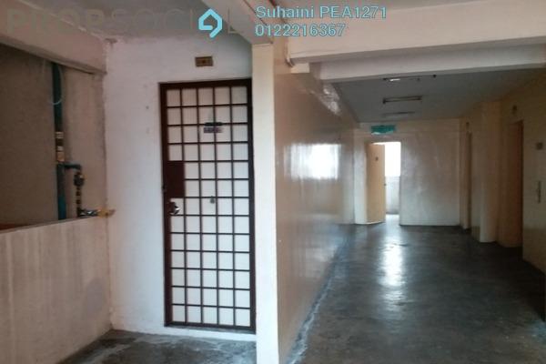 For Sale Apartment at Cendana Apartment, Bandar Sri Permaisuri Freehold Unfurnished 3R/2B 220k