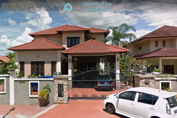 For Sale Bungalow at Section 8, Shah Alam Leasehold Semi Furnished 6R/5B 1.18m