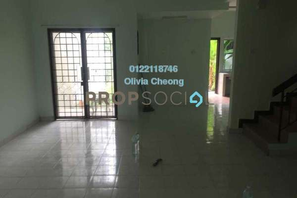 For Rent Terrace at Taman Amanputra, Puchong Freehold Unfurnished 3R/3B 1.5k