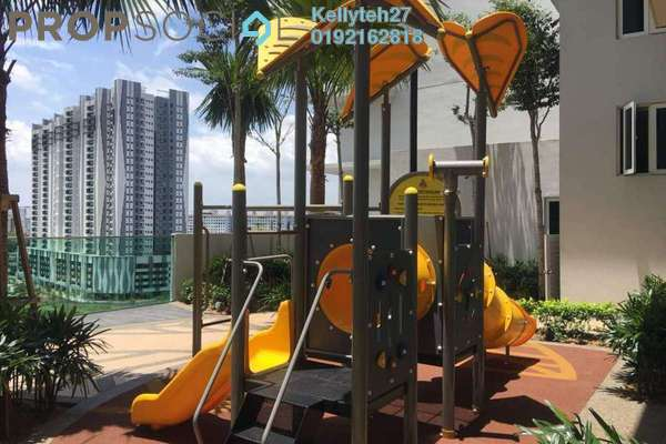 For Rent Condominium at Tiara Mutiara 2, Old Klang Road Freehold Fully Furnished 3R/2B 1.8k