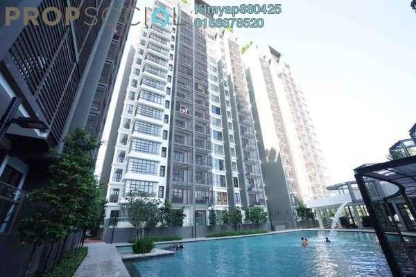 For Sale Condominium at Selayang 18, Selayang Freehold Semi Furnished 3R/2B 488k