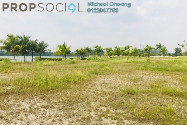 For Sale Land at D'Island, Puchong Leasehold Unfurnished 0R/0B 2.73m