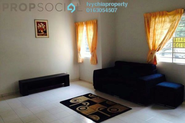 For Rent Apartment at Indah Cempaka, Pandan Indah Freehold Fully Furnished 1R/1B 1.3k