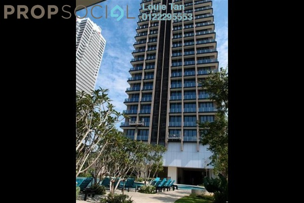 For Rent Condominium at 6 CapSquare, Dang Wangi Freehold Fully Furnished 2R/2B 4.5k