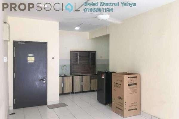 For Sale Condominium at Amara, Batu Caves Freehold Semi Furnished 3R/2B 350k