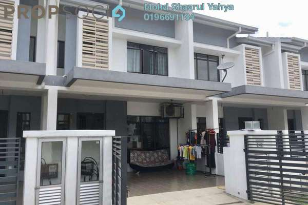 For Sale Terrace at Alpine @ M Residence 2, Rawang Freehold Semi Furnished 4R/3B 535k