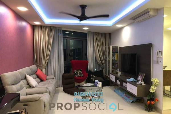 For Sale Serviced Residence at AraGreens Residences, Ara Damansara Freehold Fully Furnished 5R/3B 1.8m