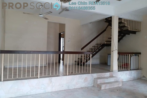 For Sale Terrace at Taman Megah, Cheras South Freehold Semi Furnished 4R/3B 798k