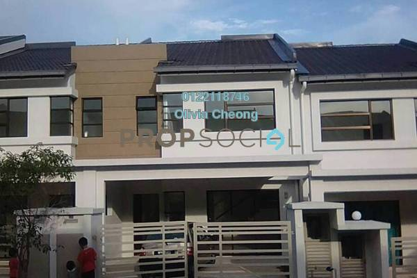 For Rent Terrace at Abadi Heights, Puchong Freehold Unfurnished 4R/3B 1.4k