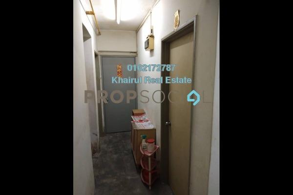 For Sale Apartment at Sri Rakyat Apartment, Bukit Jalil Freehold Semi Furnished 3R/2B 195k