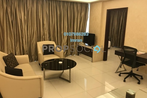 For Sale Serviced Residence at Chelsea, Sri Hartamas Freehold Fully Furnished 2R/2B 750k