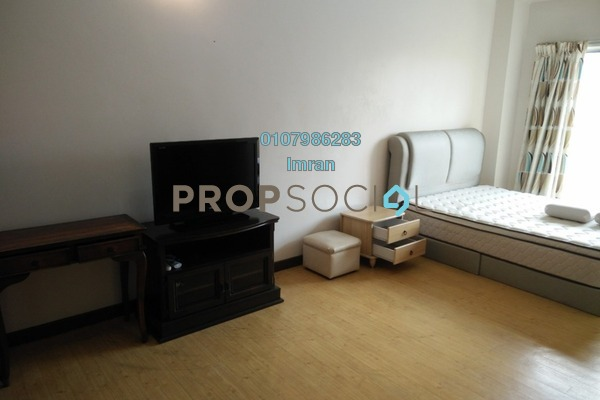 For Rent Serviced Residence at Dorchester, Sri Hartamas Freehold Fully Furnished 0R/1B 1.4k