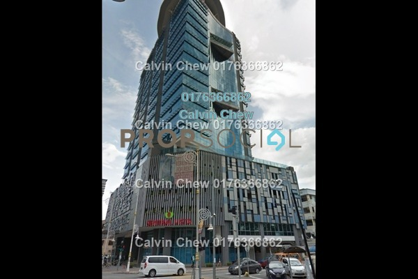For Sale Office at Sentral Vista, Brickfields Freehold Unfurnished 0R/0B 984k