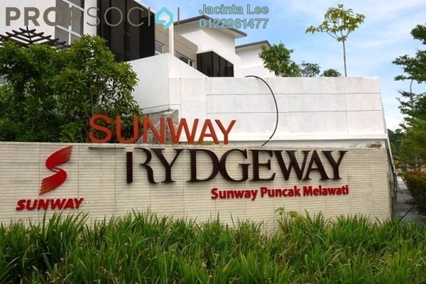 For Sale Bungalow at Sunway Rydgeway, Melawati Freehold Semi Furnished 6R/6B 1.89m