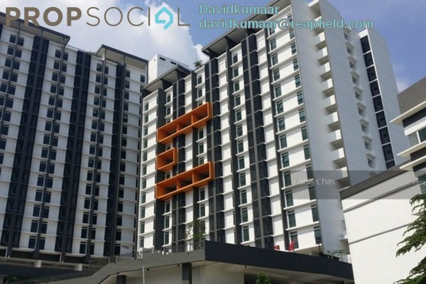 For Sale SoHo/Studio at V12 Sovo, Shah Alam Freehold Fully Furnished 0R/0B 310k