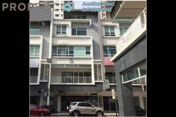 For Sale Office at Zenith Corporate Park, Kelana Jaya Freehold Unfurnished 0R/0B 405k