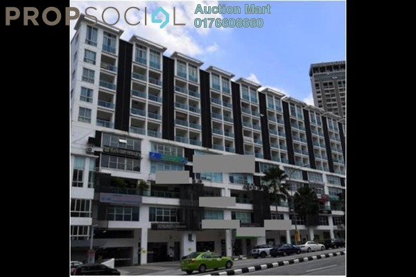 For Sale Serviced Residence at Plaza Damas 3, Sri Hartamas Leasehold Unfurnished 0R/0B 420k