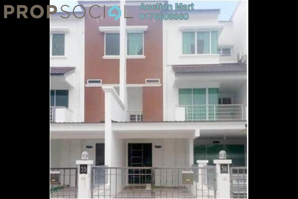For Sale Townhouse at Lite Avenue, Miri Freehold Unfurnished 0R/0B 454k