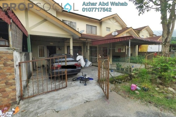 For Sale Terrace at Taman Serendah Makmur, Serendah Leasehold Unfurnished 4R/3B 250k