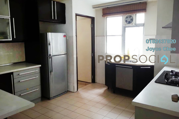For Sale Condominium at Endah Ria, Sri Petaling Freehold Semi Furnished 3R/2B 480k