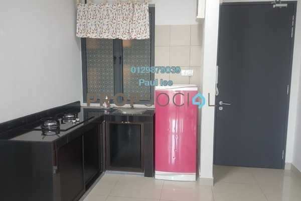 For Sale Condominium at Univ 360 Place, Seri Kembangan Freehold Fully Furnished 2R/2B 388k